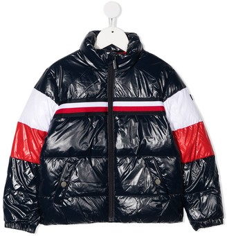 Tommy Hilfiger Junior Short Padded Jacket