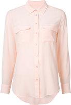 Equipment longsleeve shirt - women - Silk - S