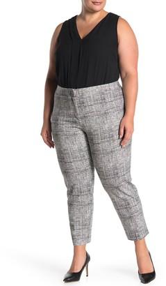Amanda & Chelsea Comfort Waist Stretch Ponte Pants (Plus Size)