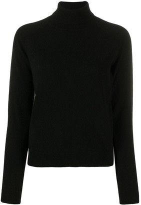 Majestic Filatures Roll-Neck Cashmere Jumper