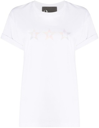 8pm star-print logo T-shirt