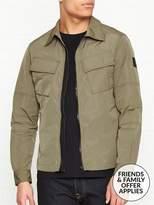Belstaff Talbrook Overshirt Jacket -Green
