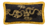 Roberto Cavalli Eden Bed Cushion - 30x50cm - Gold