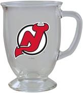 Unbranded New Jersey Devils 16oz. Kona Glass Mug