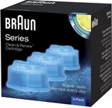 Braun Clean and Renew Refill, 3 Count
