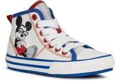 Geox x Disney Alonisso 49 High Top Sneaker