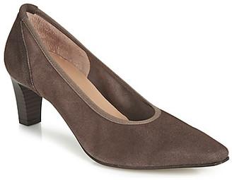 Perlato 10367-CAM-TERRA women's Heels in Brown