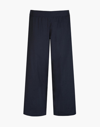 Madewell LIVELY Wide-Leg Lounge Pants