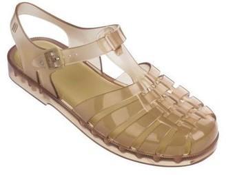Melissa Womens Possession Jelly Sandals Sand - Sand / UK2-3/Eur 35-36