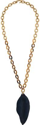 Marni Long Pendant Necklace