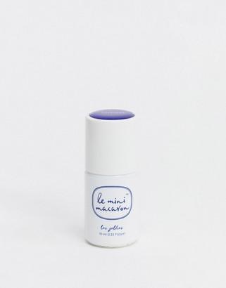Le Mini Macaron Les Jellies Gel Nail Polish - Sapphire