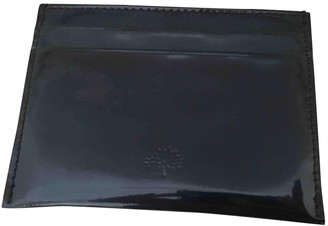 Mulberry Blue Patent leather Small bags, wallets & cases