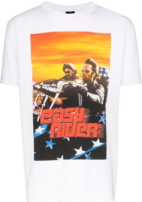 Marcelo Burlon County of Milan Easy Rider Print T-Shirt