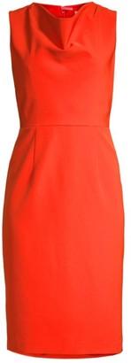 Milly Cady Cowlneck Dress