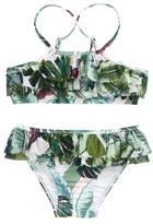 Seafolly Palm Beach Frill Two-Piece Swimsuit