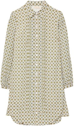 Tory Burch Cora Print Shirtdress