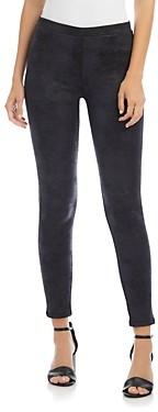 Karen Kane Stretch Faux Leather Pants