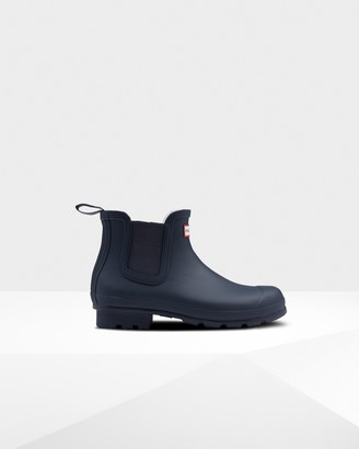 Hunter Men's Original Insulated Chelsea Boots