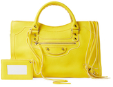 Balenciaga Classic City Medium Leather Satchel