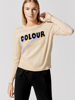 Chinti and Parker Colour Sweater