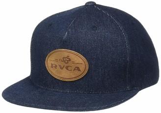 RVCA Men's Serpent Snapback HAT