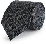 Reiss Fink - Silk Patterned Tie in Blue, Mens