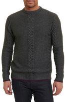 Robert Graham Fulton Chain Knit Sweater