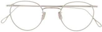Eyevan 7285 Round Shape Glasses