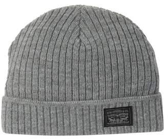Levi's Woven Label Knit Beanie