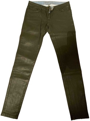 Michael Kors Green Denim - Jeans Jeans for Women