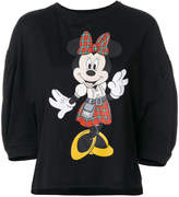 Christopher Kane Minnie puff sleeve t-shirt