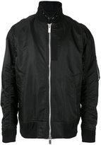 Sacai oversized bomber jacket