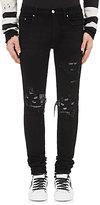 AMIRI Men's MX1 Bandana Patch Skinny Jeans