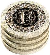 Thirstystone TSM 4 piece Coaster Set Monogram