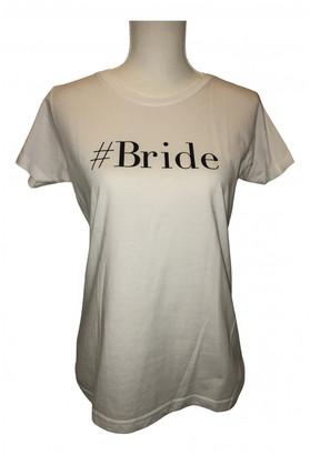 Rime Arodaky White Cotton Top for Women
