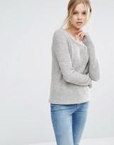 Vila High Neck Sweater