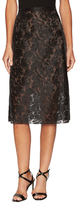Tracy Reese Lace A-Line Skirt