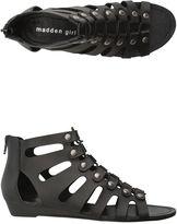 Madden-Girl Pillar Gladiator Sandal