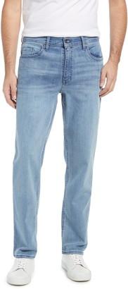 Devil-Dog Dungarees Slim Straight Leg Performance Jeans