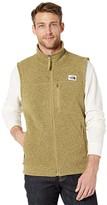 The North Face Gordon Lyons Vest (Shady Blue Heather) Men's Clothing