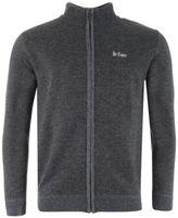 Lee Cooper Mens Full Zip Knit Jumper Sweater Pullover Long Sleeve