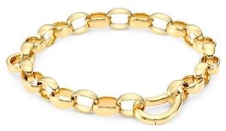 Tamara Comolli 18K Yellow Gold Small Drop-Clasp Bracelet