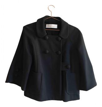 Cacharel Blue Cotton Jacket for Women