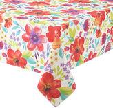 JCP HOME JCPenney HomeTM Bella Indoor/Outdoor Water-Repellent Tablecloth