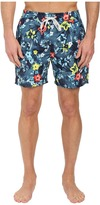 Sperry Floral Reef Volley Shorts