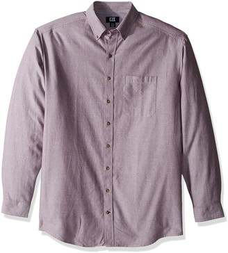 Cutter & Buck Men's Big and Tall L/s Oxford Shirt