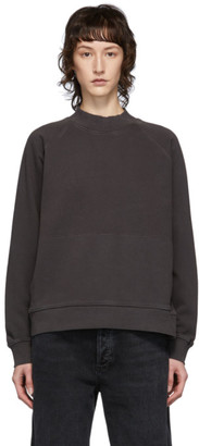 YMC Grey Touche Sweatshirt