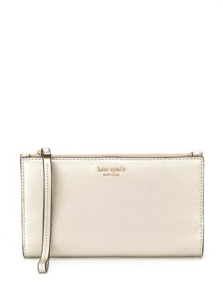 Kate Spade large Sylvia continental wallet