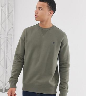 French Connection basic logo crew neck sweater