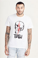 True Religion Sinners And Saints Mens Tee